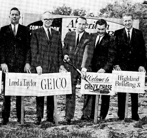 Polinger Company Groundbreaking Ceremony