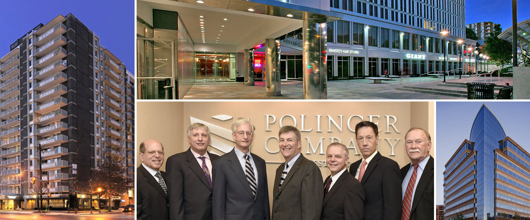 Polinger Company Leadership Team