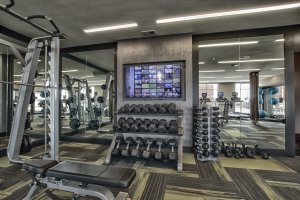 The Swift Petworth Fitness Center